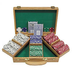 Texas Holdem Chip Sets
