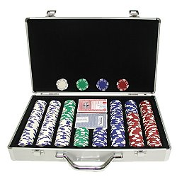 400 Royal Suited 11.5 Gram Chips w/Aluminum Case