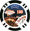 Jackpot Casino Poker Chips