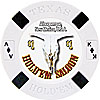 Texas Holdem Saloon Poker Chips