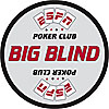 ESPNR Texas Hold'em Poker Big Blind Button