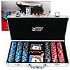 World Poker TourT 300 Poker Chip Set
