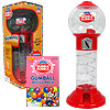 10.5 Inch Dubble Bubble Gumball  Dispenser & Gumballs