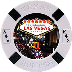 Las Vegas LTD Poker Chips