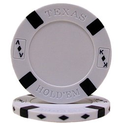 Texas Holdem Big Slick Poker Chips