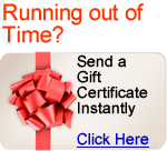 Send a Gift Certificate Instantly